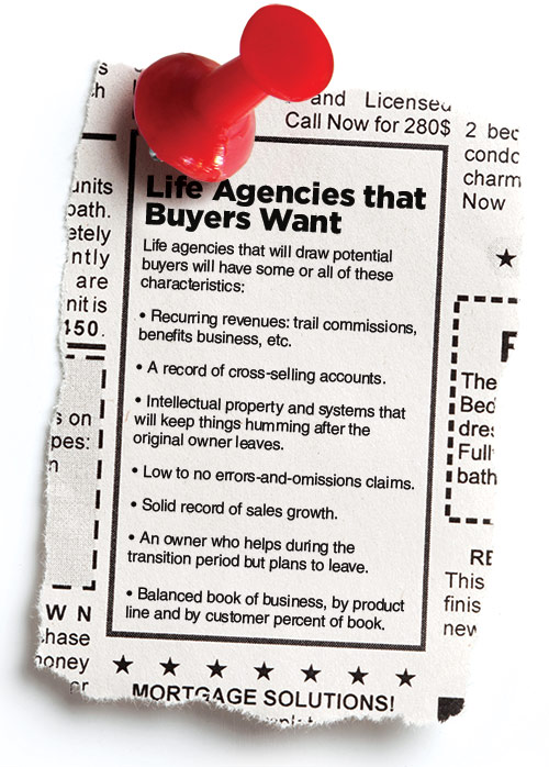 Life Agencies that Buyers Want