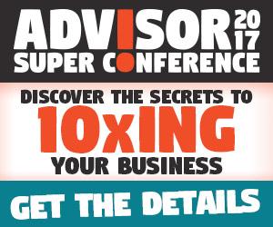 Advisor Super Conference 2017